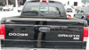 DODGE DAKOTA SLT tailgate decal replica
