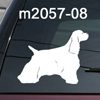 Cocker, Cocker Spaniel, Cockers, Spaniels dog decal