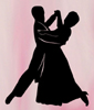 Ballroom Dancing Couple
